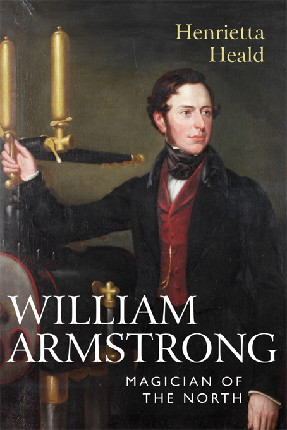 William Armstrong - Hydroelectric portrait